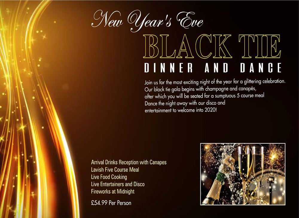 New Years Eve, Luxurious Venue For Events